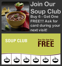 Join Our Soup Club