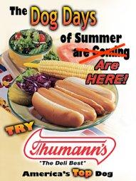 Thumann's Hot Dogs